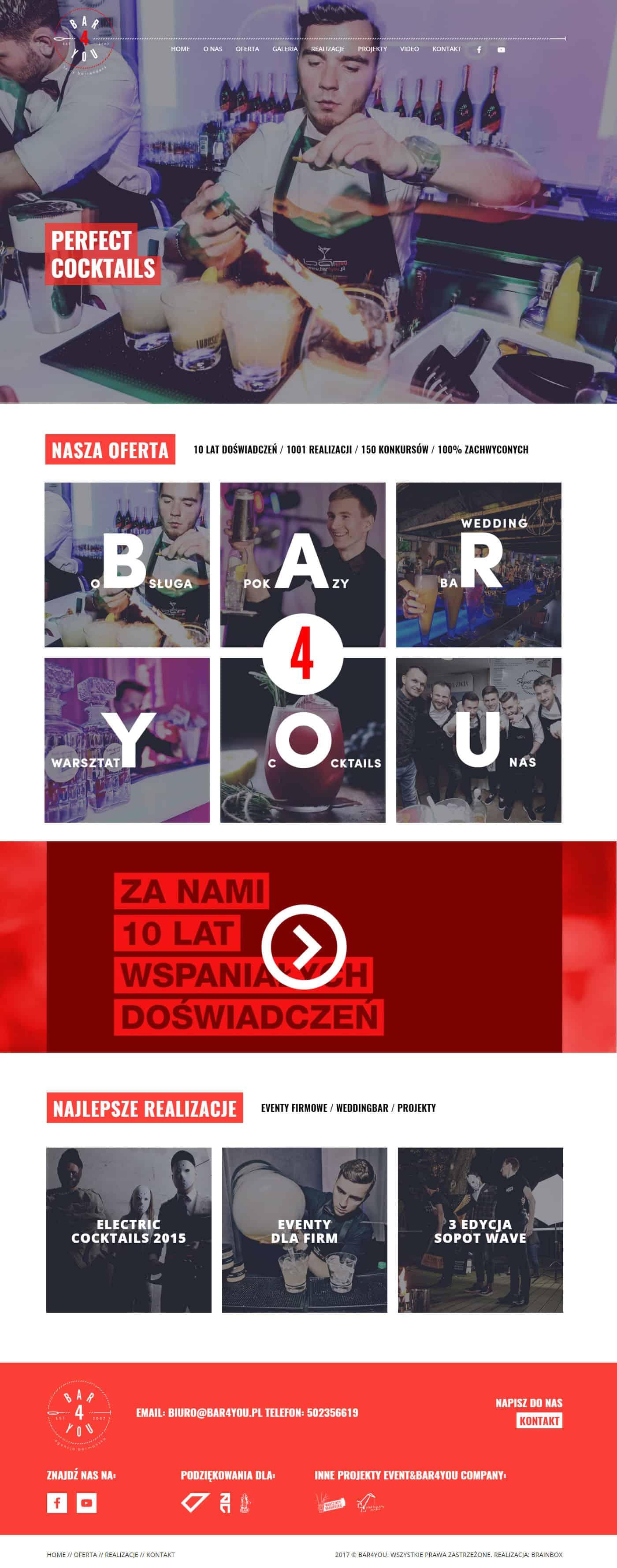 Bar 4 You