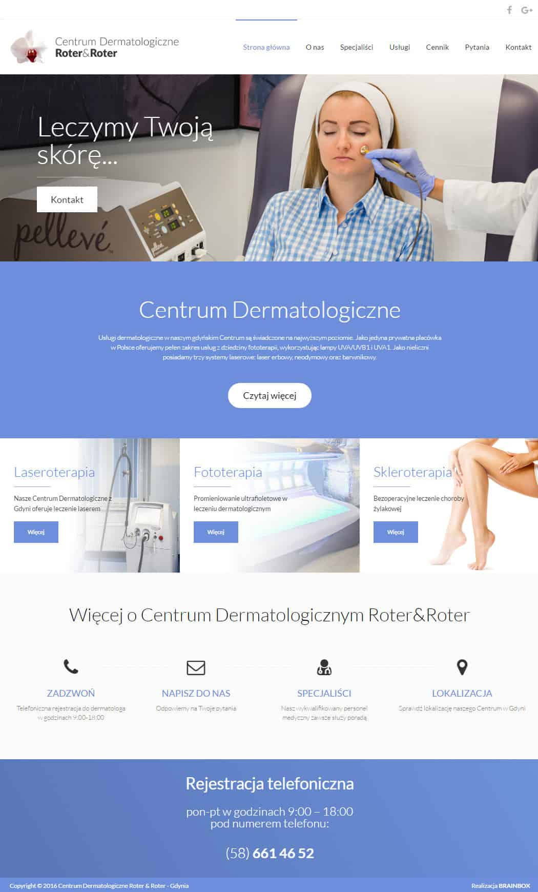 dermatolog gdynia