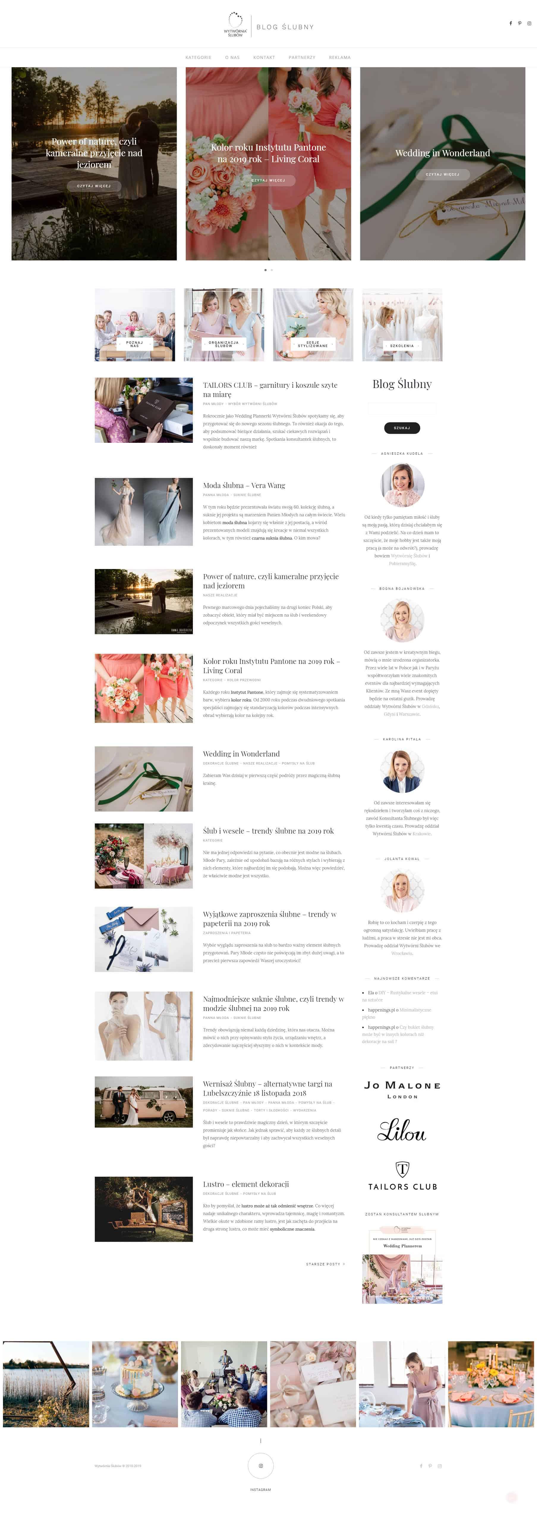 Blog - Wytwórnia Ślubów